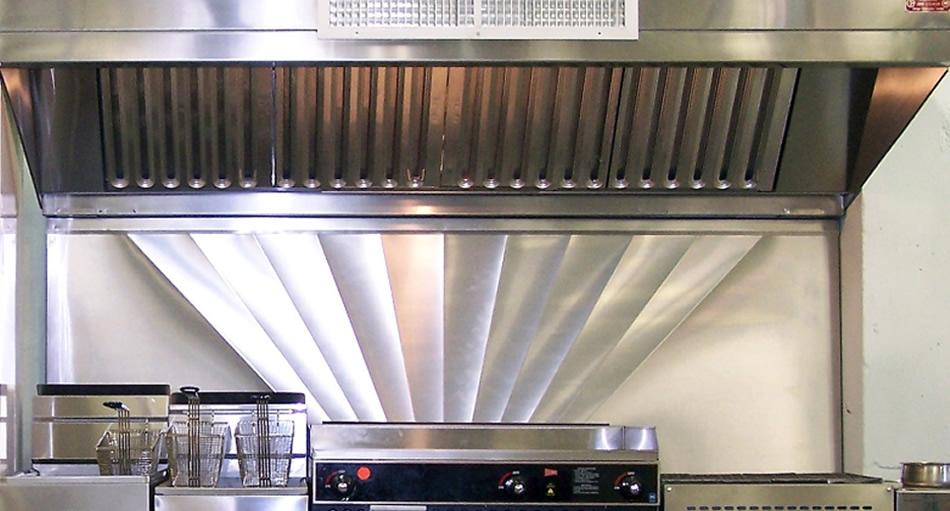 Nettoyage Hotte Inox Cuisine Professionnelle 300 E Ht